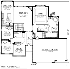 ranch style homes floor plans best 25 ranch style house ideas on ranch style homes