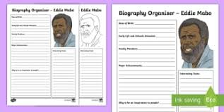 national reconciliation week eddie mabo biography activity sheet