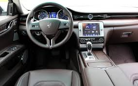2014 maserati quattroporte interior maserati quattroporte price modifications pictures moibibiki