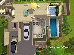 Not So Big House Plans Mod The Sims The Not So Big House