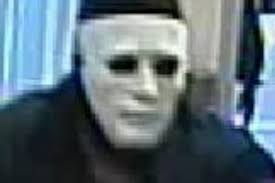 Creepy Masks Robbers Wore Creepy Masks During Terrifying Raid On A Leeds Bank