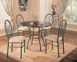 White Chairs For Dining Table Amazing Stainless Steel Dining Table And Chairs 83 About Remodel