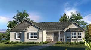 Craftsman Style Ranch Homes Saratoga Modular Homes With Luxury Prefab Homes Craftsman Style