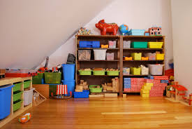 Playroom Storage Furniture by Ravishing Playroom Attic Style For Kids Design Ideas Containing