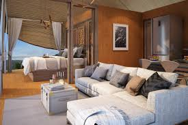 sea view living room sea view cottages7 guarantee for 15 years albatros properties