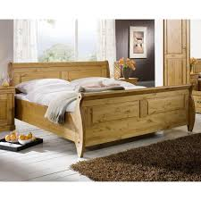 Schlafzimmer Massivholz Schlafzimmer Roland Ii Kiefer Massiv Honigfarben Lackiert