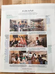 Real Simple Magazine by Maplewood U0027s Able Baker Julie Pauly Featured In U0027real Simple
