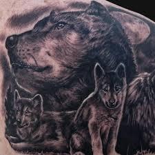 family 3d wolf picture design pictures design idea