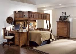 Double Size Loft Bed With Desk Desks Teen Loft Beds Double Loft Bed With Stairs Bunk Bed With