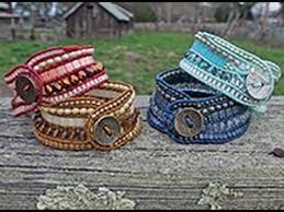 wrap cuff bracelet images West county cuff multi row wrap bracelet jpg