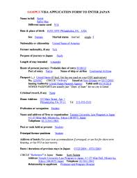 Japanese Embassy Letter Of Invitation sle invitation letter for visa forms and templates fillable