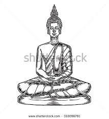 sitting buddha stock images royalty free images u0026 vectors