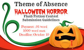 theme of absence halloween contest