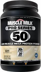 100 calorie muscle milk light vanilla crème muscle milk pro series 50 by cytosport at bodybuilding com best
