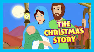 the christmas story birth of jesus christ bible story for