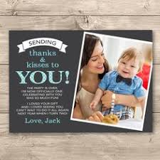easy cheater thank you cards for first birthday birthday thank