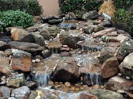 Backyard Pondless Waterfalls by Are Pondless Waterfalls And Waterfalls With A Pond Different