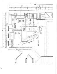 restaurant kitchen layout dimensions s