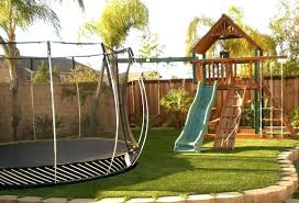 Outside Backyard Ideas Backyard Playground Surface U2013 Mobiledave Me