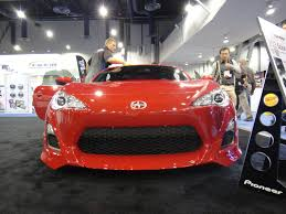 nissan frs custom the most popular car at sema 2012 the fr s and br z better