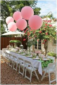 Engagement Party Decoration Ideas by Backyards Innovative Beautiful Tablescape For A Pink And Green