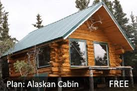 free cabin blueprints the 57 best cabin plans with detailed log cabin hub
