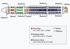 a340 seat map china eastern airlines aircraft seatmaps airline seating maps