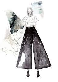 mode selbst designen die besten 25 mode zeichnen ideen auf modezeichnungen