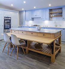 kitchen beautiful free standing kitchen islands with seating for