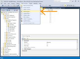 sql server create table syntax sql server 2016 create a relationship
