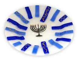 hanukkah plates free plates project guide fusing delphi glass