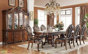 formal dining room sets for 8 black tufted counter stools awesome