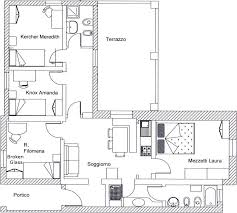 Floor Plan Of Bank by An Introduction The Murder Of Meredith Kercher