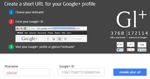 Google Plus Page Vanity Url How To Create An Easily Recognizable Google Url With Your Own