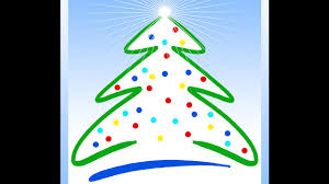 photoshop tutorial how to design a festive graphic christmas