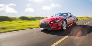 lexus lf fc cost lexus lc review carwow
