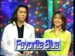 favorite blue eltと同年代に人気があったfavorite blue フェイバリットブルー を
