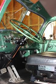 used mack trucks 1958 mack truck restored inside cars pinterest mack