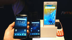 the newest android phone nokia s trio of cheap smartphones has the android and