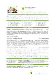 Writing Sample Resume by Graduate Resume Writing Sample