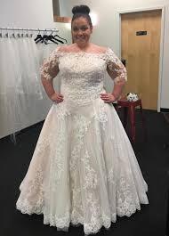 cheap wedding dresses plus size modest bateau neck 2016 plus size wedding dresses cheap applique