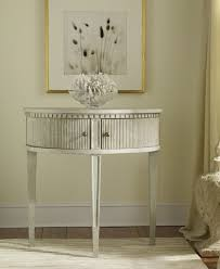 half round console table modern history antique grey gustavian half round console table out