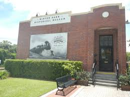 museum entrance picture of winter park historical museum winter
