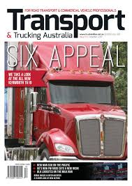 kenworth trucks bayswater t and t australia six appeal by paccar australia issuu