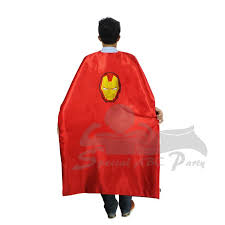 55 inch big superhero cape for halloween party dress up