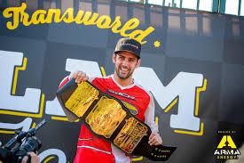 transworld motocross pinups 2015 transworld slam vince friese wild card win transworld