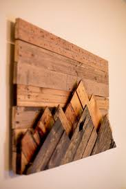 wood mountain wall wooden wall decoration photo of ideas about wood wall on