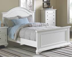 brook off white finish king panel bed the brick bedroom furniture brook off white finish king panel bed hover to zoom