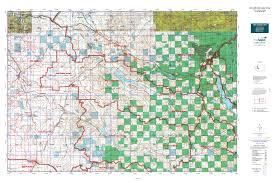 Washington Gmu Map by Wa Gmu 490 Cedar River Map Mytopo