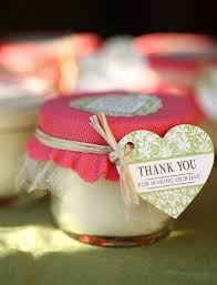 wedding favor candles jar candle wedding favors weddings ideas from evermine